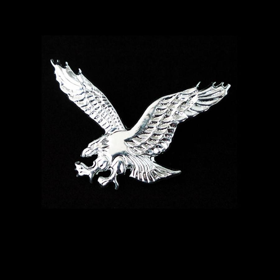 画像1: アメリカンイーグル ハット ピン(シルバー)/American Eagle Hat Pin (1)