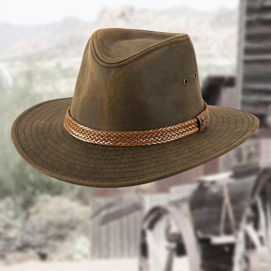 画像1: ブリットリ アウトドア ハット(ブロンズ)L/Brittoli Outdoor Hat (1)