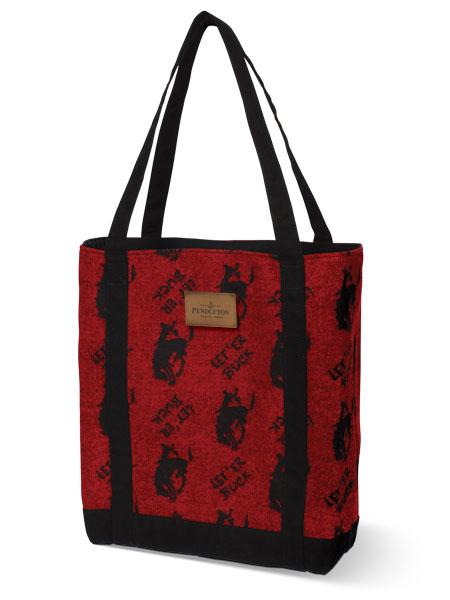 画像1: ペンドルトン ラウンドアップ トートバッグ/Pendleton Round-Up Tote Bag (1)