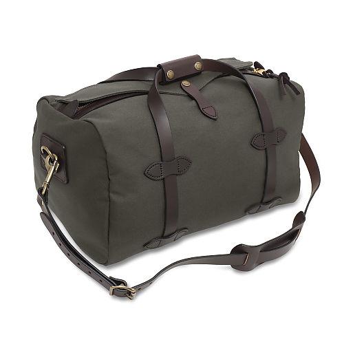 画像5: フィルソン スモールダッフル(オッターグリーン)/Filson Small Duffle Bag(Otter Green)