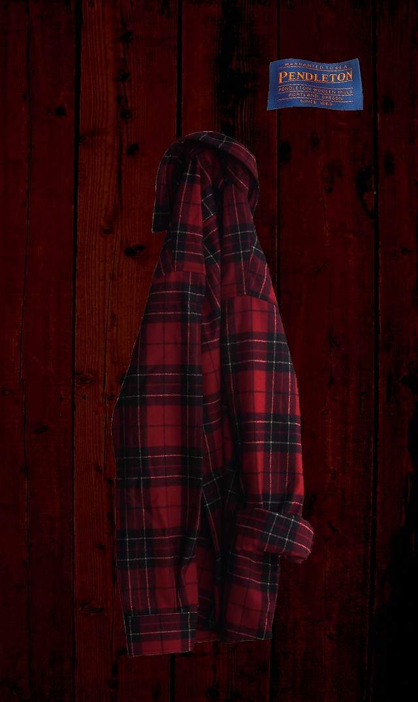 画像1: ペンドルトン ウール シャツ・ロッジシャツ Brodie Tartan/Pendleton Lodge Shirt