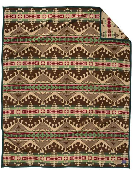 画像1: ペンドルトン ヘリテッジ コレクション ブランケット Nez Perce/Pendleton The Heritage Collection Blankets Nez Perce (1)