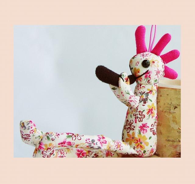 画像1: フラワー ロコペリ ドール/Flower Locopelli Doll